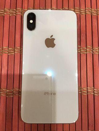 iPhone X Blanco IMPECABLE como NUEVO