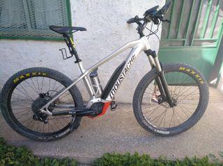 Bicicleta eléctrica btt