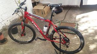 """bicicleta de montaña Trek 26"""""""