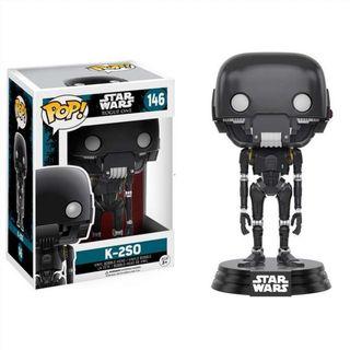 Figura POP Star Wars Rogue One K-2SO