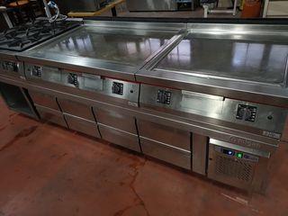 cocina industrial ANGELO PO GAS