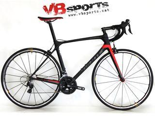 Bicicleta GIANT TCR ADV. 2 + RUEDAS KSYRIUM
