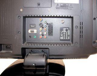 Televisor Toshiba con reproductor de DVD