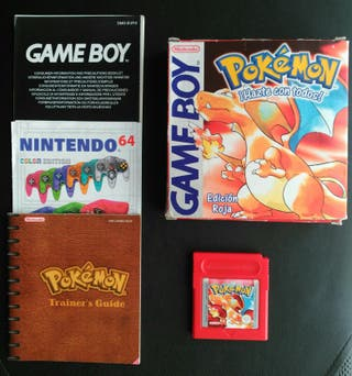 Pokemon Edición Roja