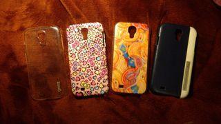 Carcasas y bateria Samsung Galaxy S4