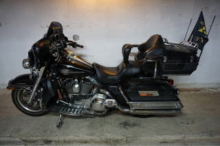 Harley davidson electra ultra classic