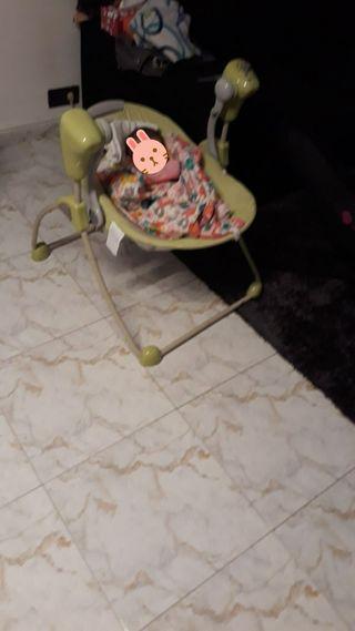 balancin hamaca bebe