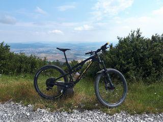 Bicicleta montaña INTENSE SPIDER