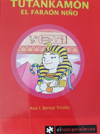 tutankamon. el faraon niño
