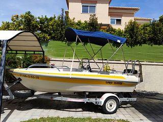 Barca +Remolque