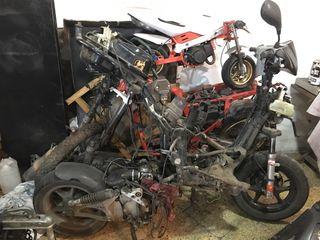 Honda dylan 125