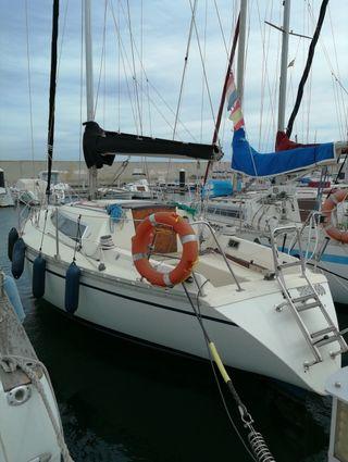 barco Jeanneau Rush