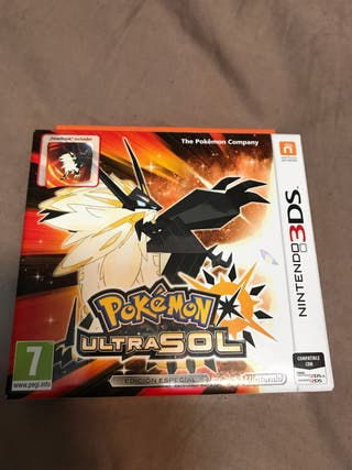 POKEMON ULTRASOL ED. ESPECIAL (3DS)