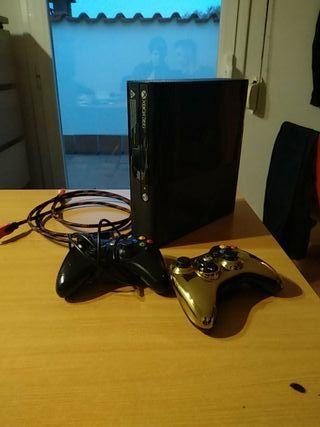 XBOX 360+ 2 MANDOS + JUEGOS + HDMI