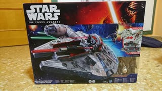 Star Wars Falcon milenario