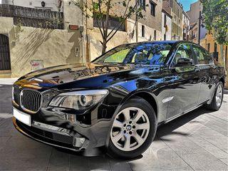 BMW 730d 2010