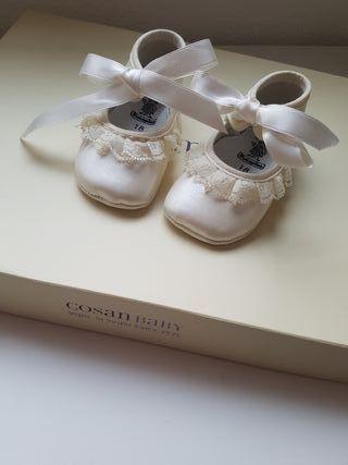 Zapatos bautismo n. 18