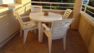 Mobiliario de jardin o terraza