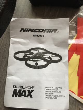Drone - NINCOAIR QUADRONE MAXCAM