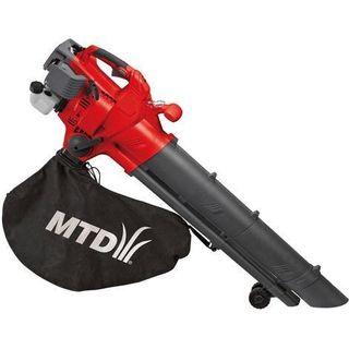 Soplador - aspirador con trituradora MTD BV 3000 G