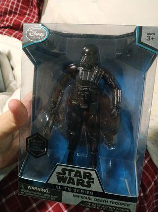 Star Wars elite series Death trooper Rogue one