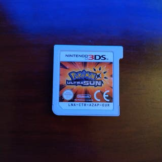 Juego Nintendo 3DS Pokémon Ultrasun