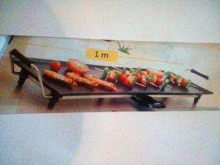 planchas 1 metro asar eléctricas a estrenar