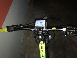 Bicicleta Giant Full E+ 3 Electrica