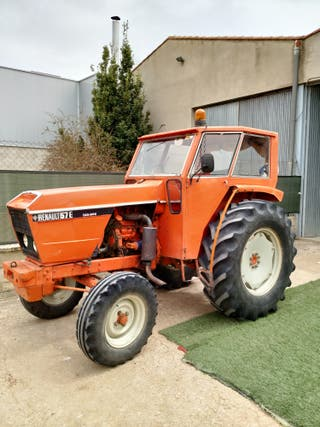 Tractor Renault 57E