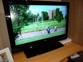 Televisión LG de 37 pulgadas