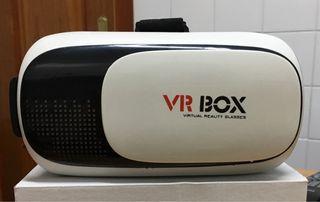 Gafas realidad virtual (VR BOX)