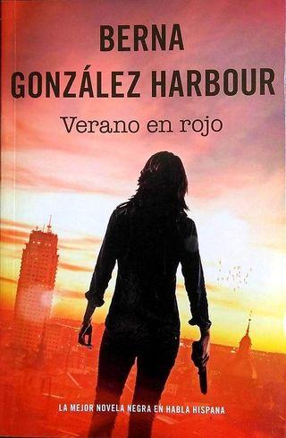 Verano en rojo, de Berna González Harbour - Libro