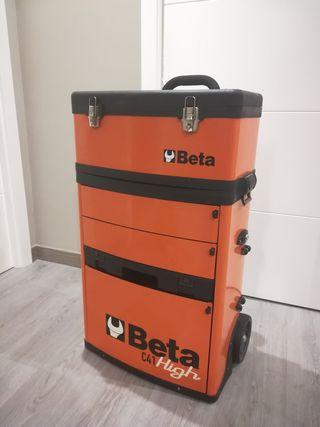 Beta C41 High carro taller porta herramientas