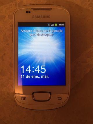 Samsung galaxy mini Gt 5570 yoigo
