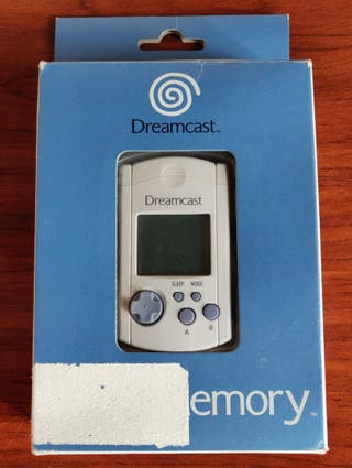 Visual Memory - Sega Dreamcast