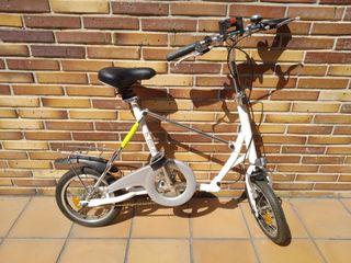 Bici plegable bfold