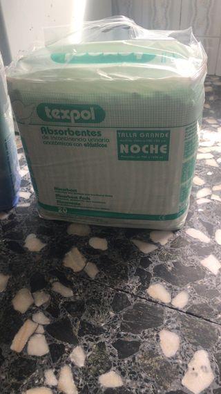 absorbentes texpol