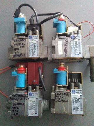 VALVULAS DE GAS CALDERAS SIGMA 845, HONEYWELL