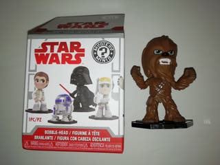 Star Wars figura Mistery mini FUNKO Chewbacca