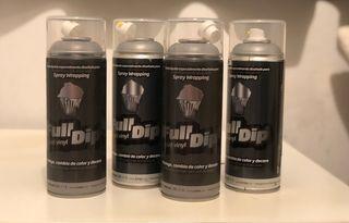 Spray full dip