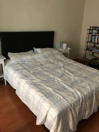 Cama doble IKEA