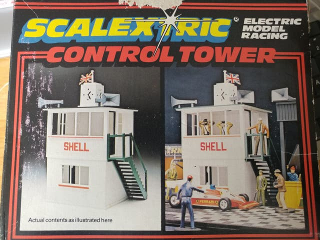 scalextric radio control new zeland