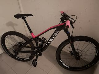 Bicicleta de montaña Canyon Neuron WMN AL 7.0