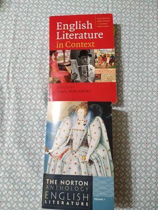 Libros de estudios ingleses-UNED