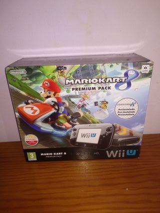 Wii U Premium Mario Kart