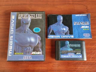 Rise of the Robots - Sega Mega Drive