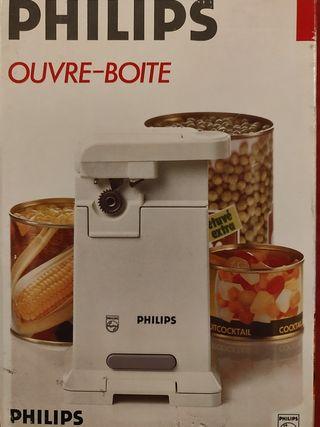 Philips : Abridor de latas