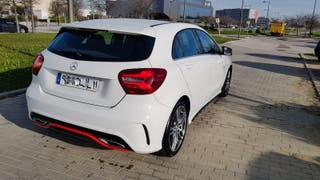 Mercedes-Benz Clase A BE AMG Line Sport paket.