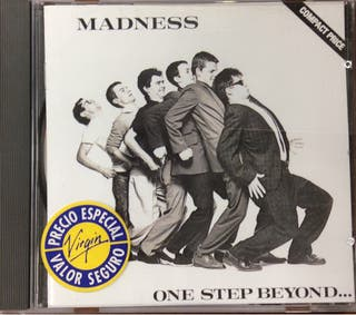 CD, Madness, One Step Beyond