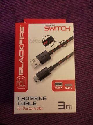 cable de 3m de USB a tipo c